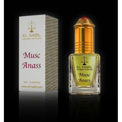 El Nabil Musc Anass (5ml) - For Her