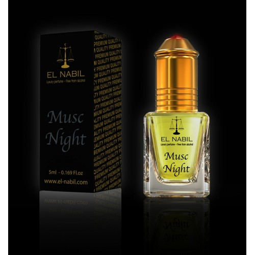El Nabil Musc Night (5ml) - For Her