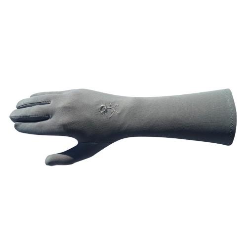 Gloves Grey (Long)
